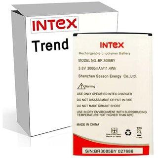 Intex Aqua Trend 3000 mAh Battery by Intex