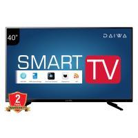 Daiwa L42FVC4U 40 Inches (102 cm) Smart Full HD LED TV (1+1 Year Warranty)