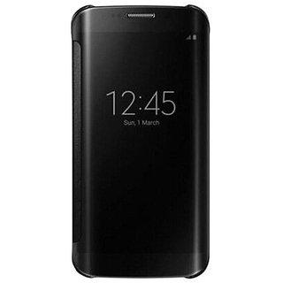 Samsung Galaxy C9 Pro Flip Cover by 2Bro - Black