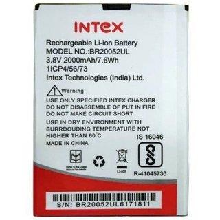Intex Aqua Lions 4G 2000 mAh Battery by SaraLe
