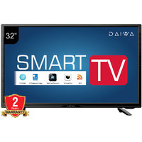 Daiwa D32C4S 32 Inches(81.28 Cm) Smart HD Ready LED TV
