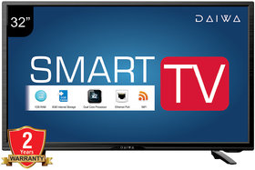 Daiwa D32C4S 32 inches(81.28 cm) Smart HD Ready LED TV