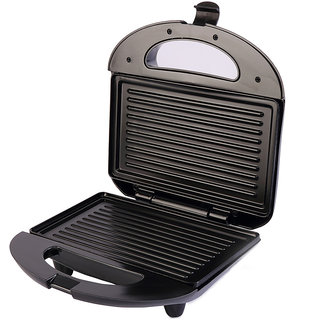 IT-340G 750W Sandwich maker Griller Press Snack Maker Toaster Grill 1 y Warranty