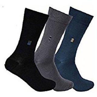 DDH Formal Mens Socks Pack of 3