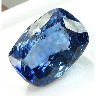 Natural Blue Sapphire 9.25 Crt Neelam Stone Jaipur Gemstone