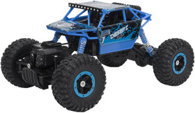 King 2.4G 4WD Turned Climb Off-road Rock Crawler RC Car- RTR (Blue)