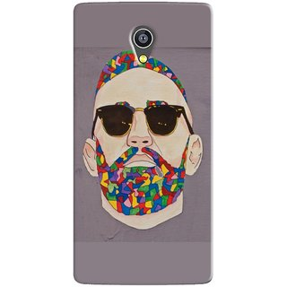 PREMIUM STUFF PRINTED BACK CASE COVER FOR PANASONIC A3 DESIGN 5578