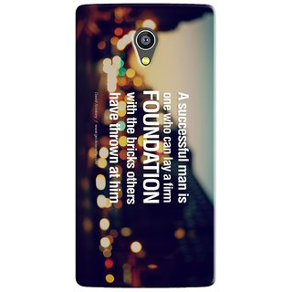 PREMIUM STUFF PRINTED BACK CASE COVER FOR PANASONIC A3 DESIGN 5626