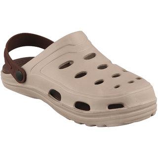 Birde Cream EVA Slip-On Clogs For Mens