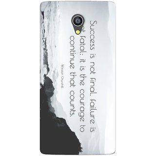 PREMIUM STUFF PRINTED BACK CASE COVER FOR PANASONIC A3 DESIGN 5609