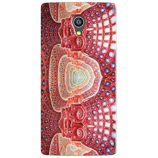 PREMIUM STUFF PRINTED BACK CASE COVER FOR PANASONIC A3 DESIGN 5677