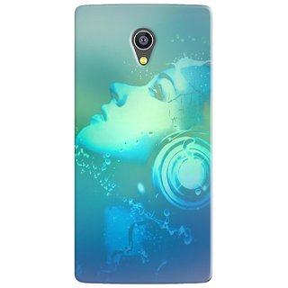 PREMIUM STUFF PRINTED BACK CASE COVER FOR PANASONIC A3 DESIGN 5678