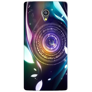 PREMIUM STUFF PRINTED BACK CASE COVER FOR PANASONIC A3 DESIGN 5682