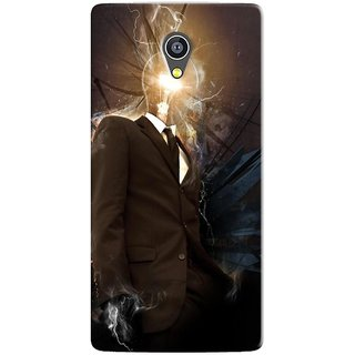 PREMIUM STUFF PRINTED BACK CASE COVER FOR PANASONIC A3 DESIGN 5685