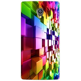 PREMIUM STUFF PRINTED BACK CASE COVER FOR PANASONIC A3 DESIGN 5706