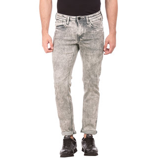 Flying Machine Men's Grey Jeans