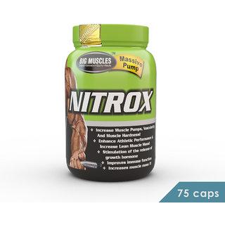 Big Muscles Nitrox  75 Capsule