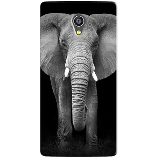 PREMIUM STUFF PRINTED BACK CASE COVER FOR PANASONIC A3 DESIGN 5752