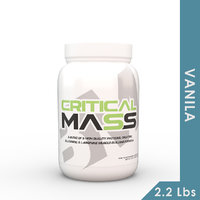 Big Muscles Critical Mass 2.2 Lbs (Vanilla )
