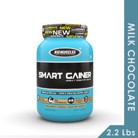 Big Muscles Smart Gainer 2.2 Lbs (Milk Chocolate)