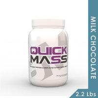 Big Muscles Quick Mass 2.2 Lbs (Milk Chocolate)