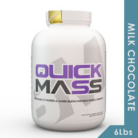 Big Muscles Quick Mass 6 Lbs (Milk Chocolate)