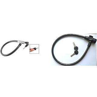 love4ride 2 keys Lock for Universal Bike helmet