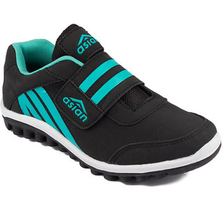 Asian Crazy-51 Black Running Shoes