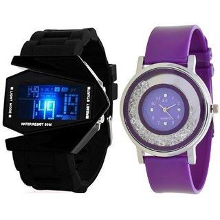 New Combo Of 2 Ladies Designer Analog Watch