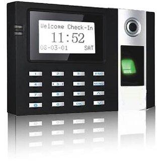 swag biometric  attendence machine(BLACK) 78906