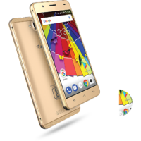 Ziox Astra Young Pro 5 Inch Dual SIM Nougat 1GB  8GB 4G Smartphone
