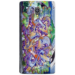 PREMIUM STUFF PRINTED BACK CASE COVER FOR INTEX AQUA Q5 DESIGN 5592
