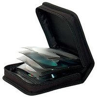 SGD CD/DVD LEATHER  COVER BAG-40 WALLET