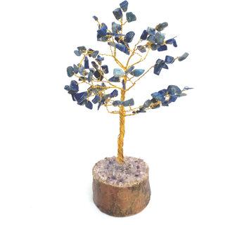 LAPIS LAZULI HIGH GRADE 100 CHIPS GEM TREE