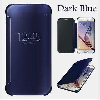 Samsung Galaxy J7 Pro Flip Cover by ClickAway - Blue