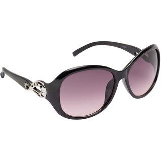 AdineWomen Black Sunglass