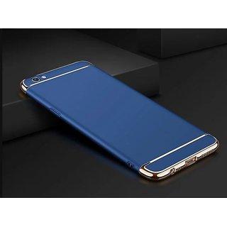 Vivo V5 Plus Plain Cases ClickAway - Blue