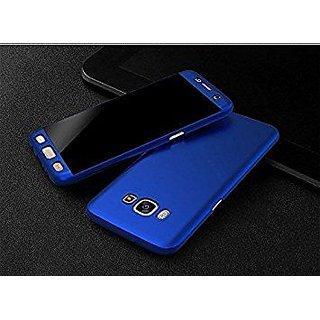 Samsung Galaxy J3 Pro Anti Gravity Cover ClickAway - Blue