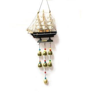 beautiful anchor ship windchime