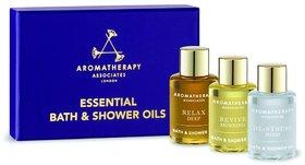 Aromatherapy Associates Essentials Relax, De-Stress, Revive (37.5ml)
