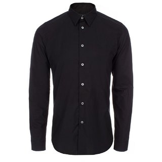 Royal Fashion Formal Black Shirt For Men