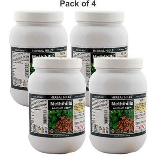Herbal Hills Methihills  - Value Pack 700 Capsules (Pack of 4)