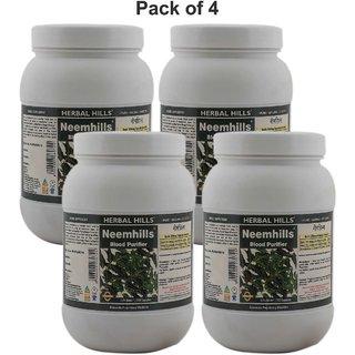 Herbal Hills Neemhills - Value Pack 700 Capsules (Pack of 4)