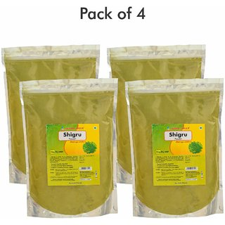 Herbal Hills Shigru Powder - 1 kg powder - Pack of 4