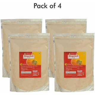 Herbal Hills Sitopaladi Churna - 1 kg powder - Pack of 4