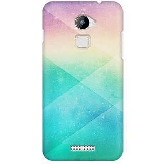 Mobicture Psychedelic Premium Printed High Quality Polycarbonate Hard Back Case Cover For Coolpad Note 3 Lite With Edge To Edge Printing