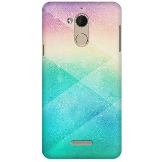 Mobicture Psychedelic Premium Printed High Quality Polycarbonate Hard Back Case Cover For Coolpad Note 5 With Edge To Edge Printing