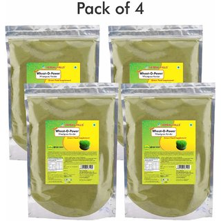 Herbal Hills Wheat-O-Power 500 Gm (Value Pack) Powder (Pack of 4)