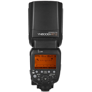Yongnuo Speedlite YN600EX-RT II for Canon Cameras