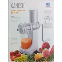 Ganesh Juicer, Fruit And Vegetable Juicer, (ISI) Product, Ganesh Fruit Juicer